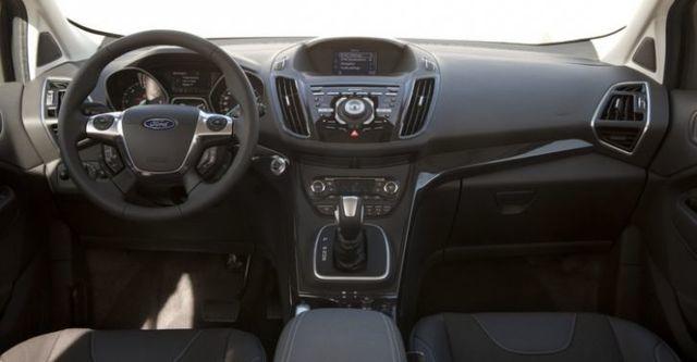2015 Ford Kuga 2.0時尚經典型  第8張相片