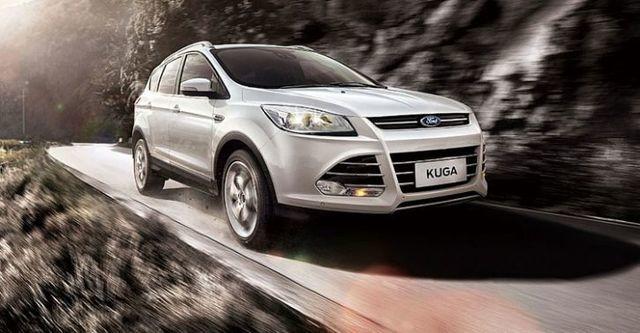 2015 Ford Kuga 2.0柴油時尚經典型  第1張相片