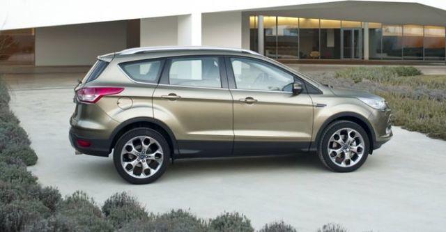 2015 Ford Kuga 2.0柴油時尚經典型  第2張相片
