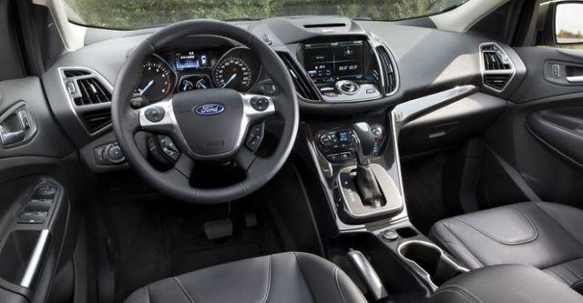 2015 Ford Kuga 2.0柴油時尚經典型  第8張相片