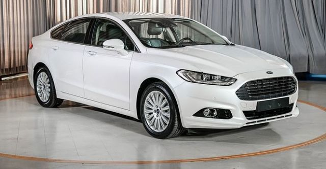 2015 Ford Mondeo 2.0 EcoBoost  第1張相片