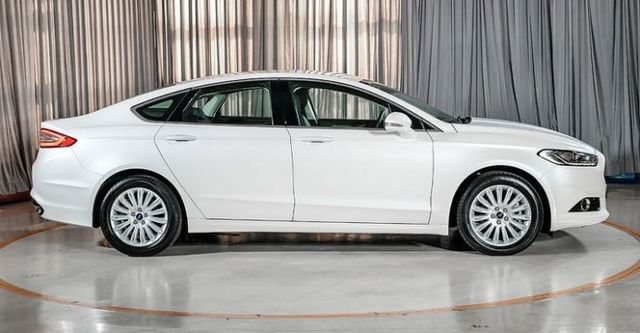 2015 Ford Mondeo 2.0 EcoBoost  第2張相片