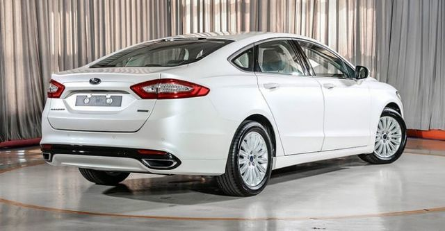 2015 Ford Mondeo 2.0 EcoBoost  第3張相片