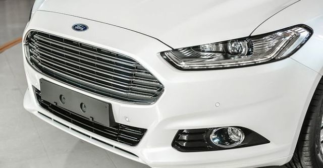 2015 Ford Mondeo 2.0 EcoBoost  第4張相片