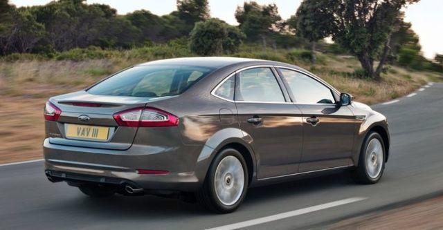 2015 Ford Mondeo TDCi 2.0經典型  第3張相片