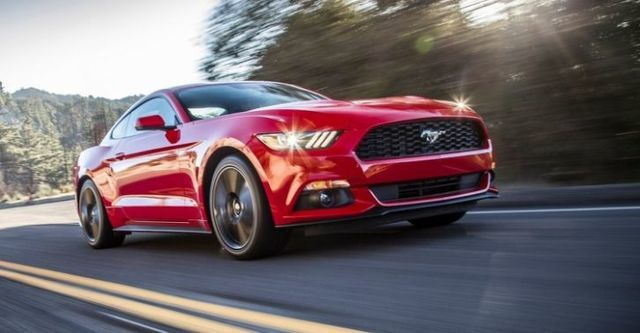 2015 Ford Mustang 2.3 EcoBoost  第1張相片