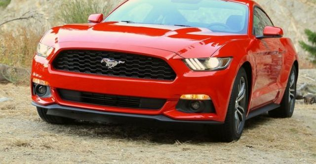 2015 Ford Mustang 2.3 EcoBoost  第6張相片