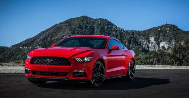 2015 Ford Mustang 2.3 EcoBoost  第8張相片