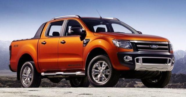 2015 Ford Ranger Wildtrak運動旗艦型  第1張相片
