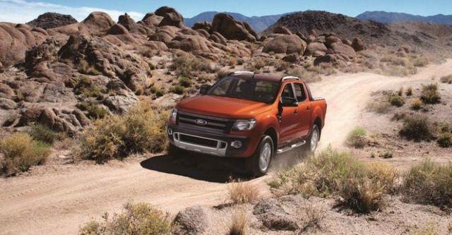 2015 Ford Ranger Wildtrak運動旗艦型  第3張相片