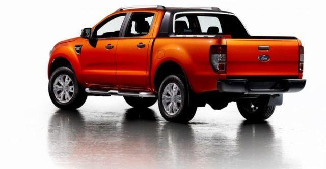 2015 Ford Ranger Wildtrak運動旗艦型  第5張相片