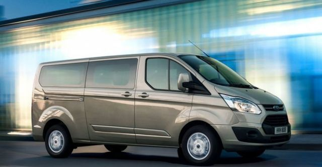 2015 Ford Tourneo Custom 尊爵型(選配後座獨立空調)  第1張相片