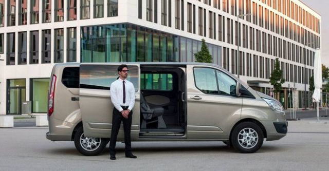 2015 Ford Tourneo Custom 豪華型  第3張相片