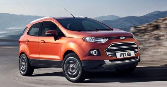 2014 Ford EcoSport 1.5都會尊貴型  第1張相片