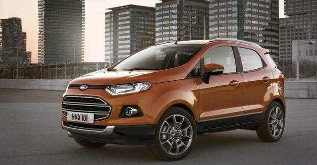 2014 Ford EcoSport 1.5都會尊貴型  第2張相片