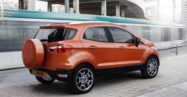 2014 Ford EcoSport 1.5都會尊貴型  第3張相片