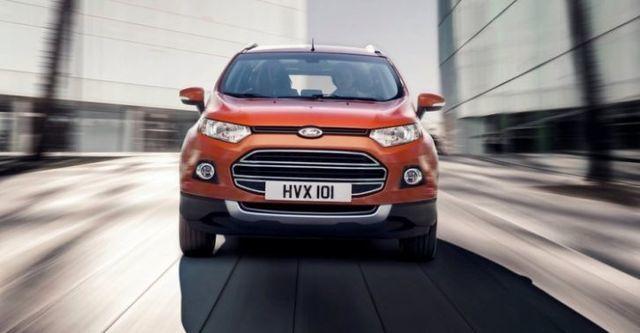 2014 Ford EcoSport 1.5都會尊貴型  第5張相片
