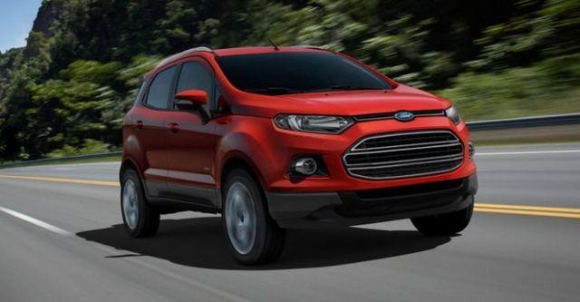 2014 Ford EcoSport 1.5都會尊貴型  第6張相片
