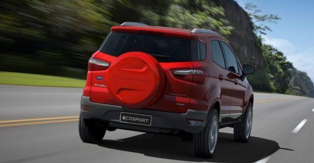 2014 Ford EcoSport 1.5都會尊貴型  第8張相片