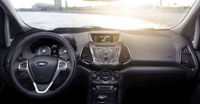 2014 Ford EcoSport 1.5都會尊貴型  第9張相片