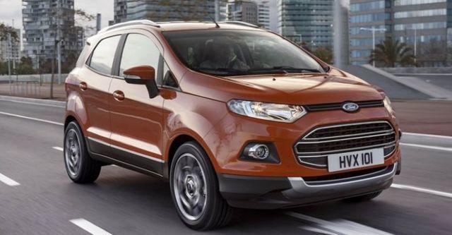 2014 Ford EcoSport 1.5都會時尚型  第1張相片
