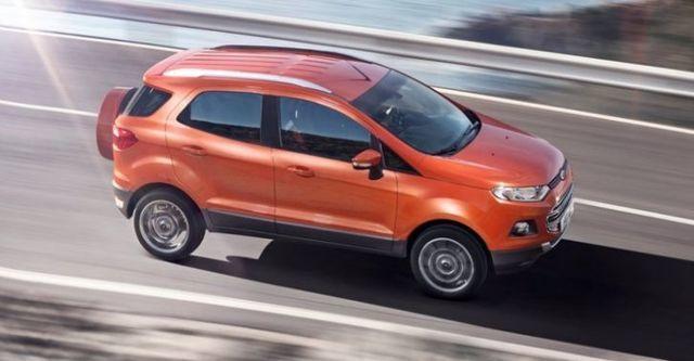 2014 Ford EcoSport 1.5都會時尚型  第4張相片