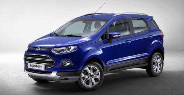 2014 Ford EcoSport 1.5都會時尚型  第7張相片