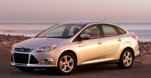 2014 Ford Focus 4D 1.6汽油舒適型  第1張相片