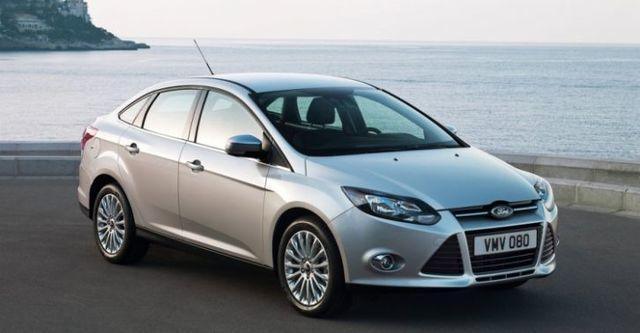 2014 Ford Focus 4D 1.6汽油舒適型  第2張相片