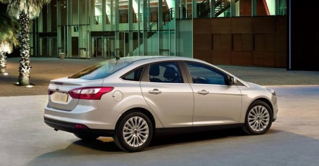 2014 Ford Focus 4D 1.6汽油舒適型  第3張相片