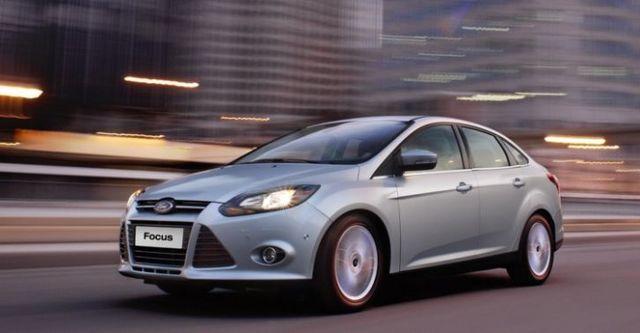 2014 Ford Focus 4D 1.6汽油舒適型  第5張相片