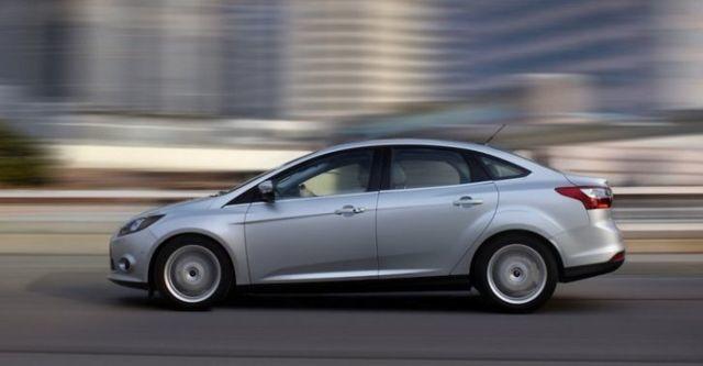 2014 Ford Focus 4D 1.6汽油舒適型  第6張相片