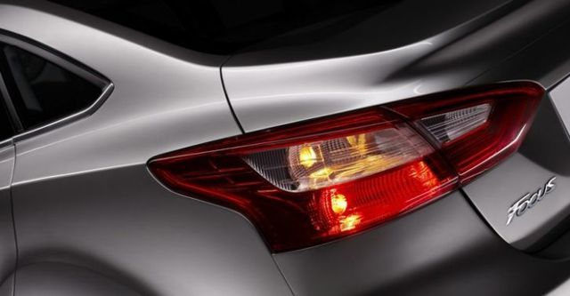 2014 Ford Focus 4D 1.6汽油舒適型  第8張相片