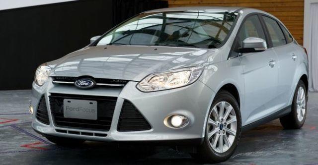 2014 Ford Focus 4D 1.6汽油豪華型  第1張相片