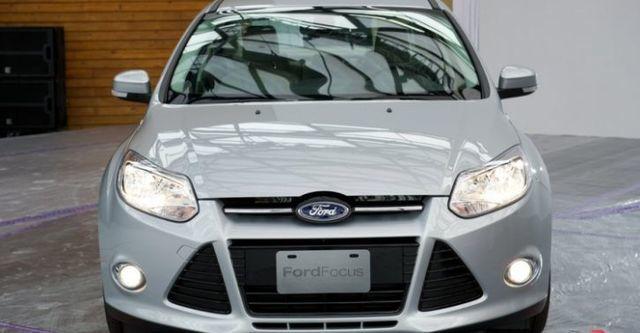 2014 Ford Focus 4D 1.6汽油豪華型  第3張相片