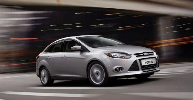2014 Ford Focus 4D 1.6汽油豪華型  第4張相片