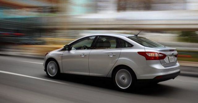 2014 Ford Focus 4D 1.6汽油豪華型  第5張相片