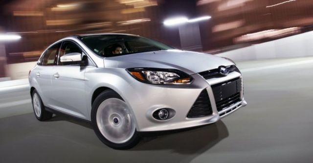 2014 Ford Focus 4D 2.0柴油時尚經典型  第1張相片