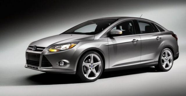 2014 Ford Focus 4D 2.0柴油時尚經典型  第3張相片