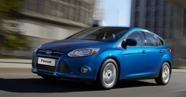2014 Ford Focus 5D 1.6汽油時尚型  第1張相片