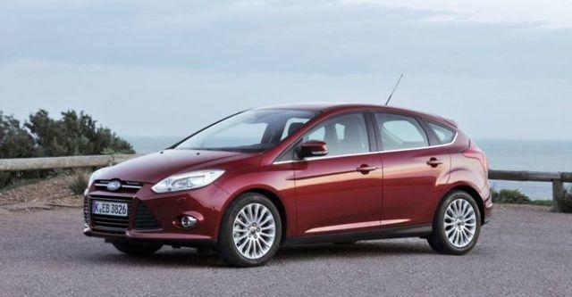2014 Ford Focus 5D 2.0汽油時尚經典型  第1張相片