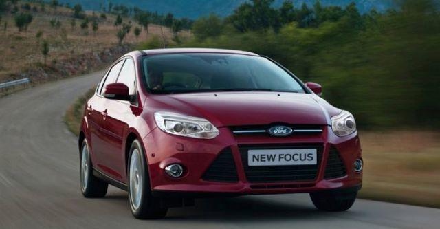 2014 Ford Focus 5D 2.0汽油時尚經典型  第3張相片