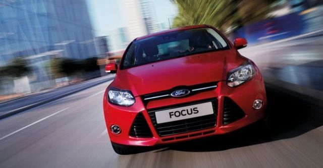 2014 Ford Focus 5D 2.0汽油運動型  第1張相片