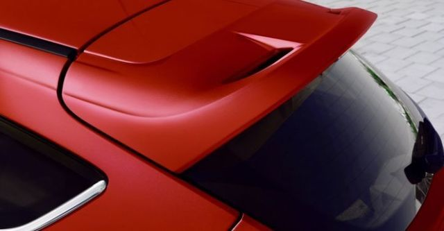 2014 Ford Focus 5D 2.0汽油運動型  第5張相片