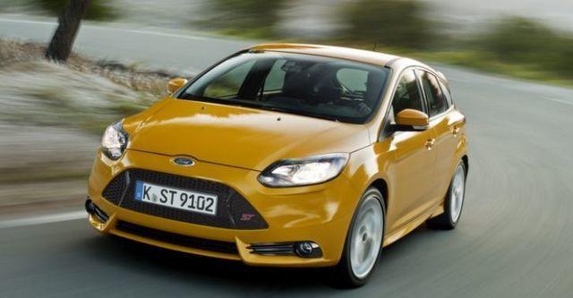 2014 Ford Focus 5D ST  第1張相片
