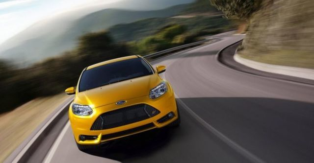 2014 Ford Focus 5D ST  第3張相片