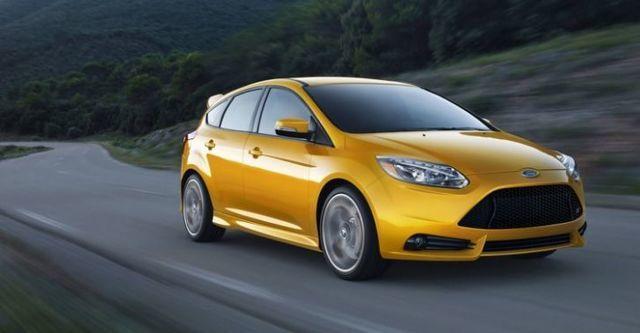 2014 Ford Focus 5D ST  第4張相片