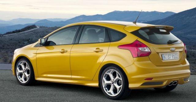 2014 Ford Focus 5D ST  第5張相片