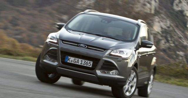 2014 Ford Kuga 1.6時尚型  第1張相片