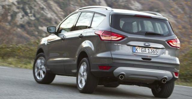 2014 Ford Kuga 1.6時尚型  第2張相片